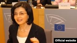 Meglena Kuneva, candidată la președinție