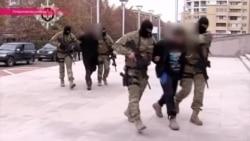 """В Грузии арестованы четыре сторонника """"Исламского государства"""""""
