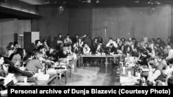 Drug-ca žena, feministička konferencija, oktobar 1978.