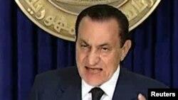 Хосни Мубарак, 1 февраля 2011