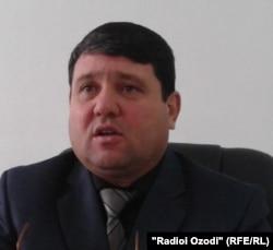 Мирзо Исмоилов, сардори шабакаҳои барқии минтақаи Кӯлоб.