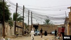 شیلنگ آباد یکی از محل های فقیر نشین اهواز در سال گذشته شاهد نا آرامی هایی بود