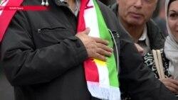 Танец самоопределения. В Праге провели митинг в поддержку референдума о независимости Курдистана