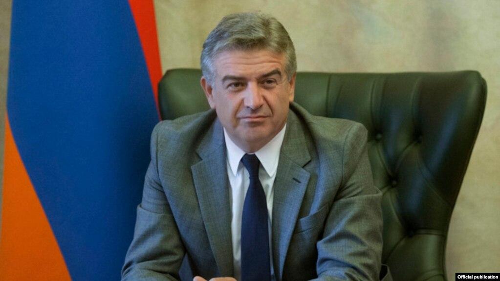 Карен Карапетян приглашен на заседание Следственной комиссии НС по апрельской войне