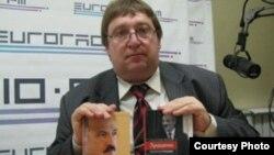 Белорусский политолог Александр Федута.