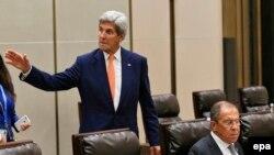 John Kerry i Sergej Lavrov nisu uspjeli da prevaziđu razlike u mišljenju