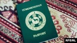 Türkmen pasporty