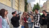 Поход оппозиционеров в Мосгоризбирком