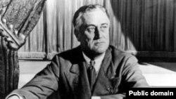 Bivši američki predsjednik Franklin D. Roosevelt