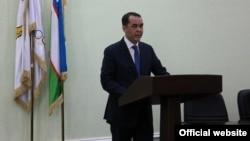Бывший заместитель председателя Центрального банка Узбекистана Алишер Акмалов.