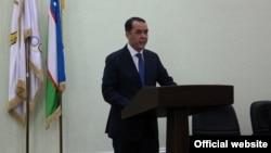 Бывший заместителя председателя ЦБ Узбекистана Алишер Акмалов.