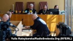 Суд над Олександром Пугачовим. Кіровський районний суд Дніпра, 8 квітня 2019 року