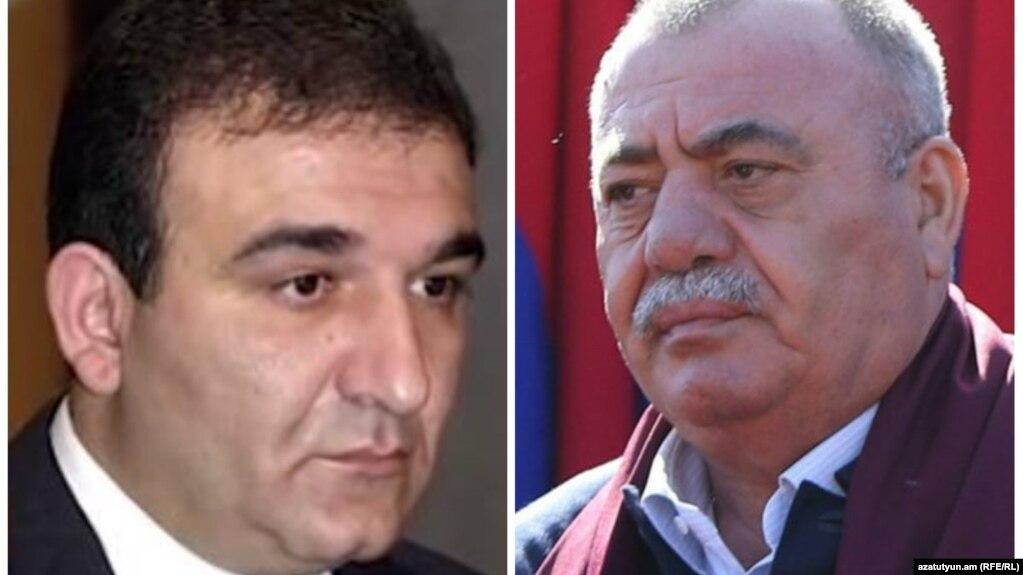 Имущество Манвела Григоряна и Армена Аветисяна еще не передано государству - Бабаян