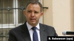Britaniyanın milli təhlükəsizlik müşaviri Mark Sedwill