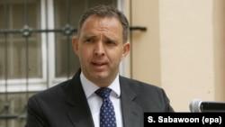 Британскиот советник за национална безбедност, Марк Седвил.