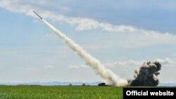 Випробування ракет на Одещині, 26 травня 2017 року