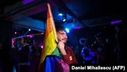 Duminică seară într0un club al comunității LGBT din România