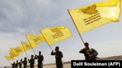 Бойцы Сирийских демократических сил, архивное фото