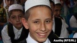 Азербайджанский мальчик. Иллюстративное фото.