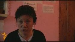 В Алматы протестует гражданка Южной Кореи