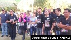 شبان في دهوك يحتفلون بيوم السلام