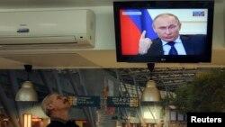 """Кыргызстанда Орусиянын """"Россия-24"""", РТР, Биринчи канал баштаган телеканалдары ээн-эркин көрсөтүлөт."""