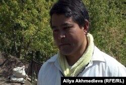 Конума Тосио, сотрудник министерства здравоохранения, труда и благосостояния Японии. Текели, Алматинская область.