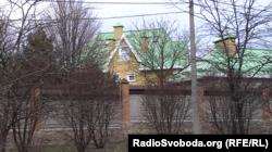 Будинок Януковича у Донецьку