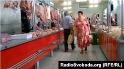 Ринок у Сімферополі