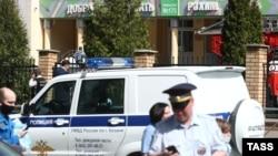 Стрельба в казанской школе. Фотографии