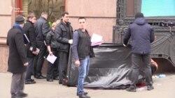 Поліція розглядає версію замовного вбивства Вороненкова (відео)