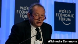 Naguib Sawiris Dünya İqtisadi Forumunda