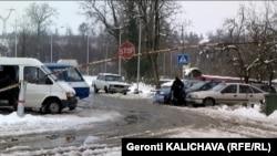 Комментируя итоги очередной встречи в Гали, Утиашвили заявил о том, что мальчика не только избили, но и вырвали листы из его учебника на грузинском языке