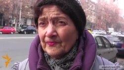 Երևանցիներն արձագանքում են Գյումրիի դեպքերին
