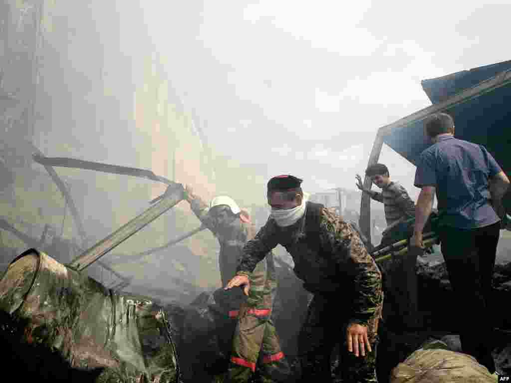 Число жертв теракта в Назрани увеличилось до 21 человека. В Ингушетии объявлен трехдневный траур по погибшим