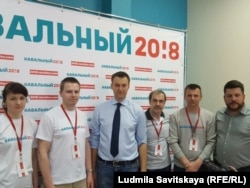 Псковский штаб Алексея Навального