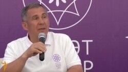 Сәләт форумы яшьләре янына Татарстан президенты килде