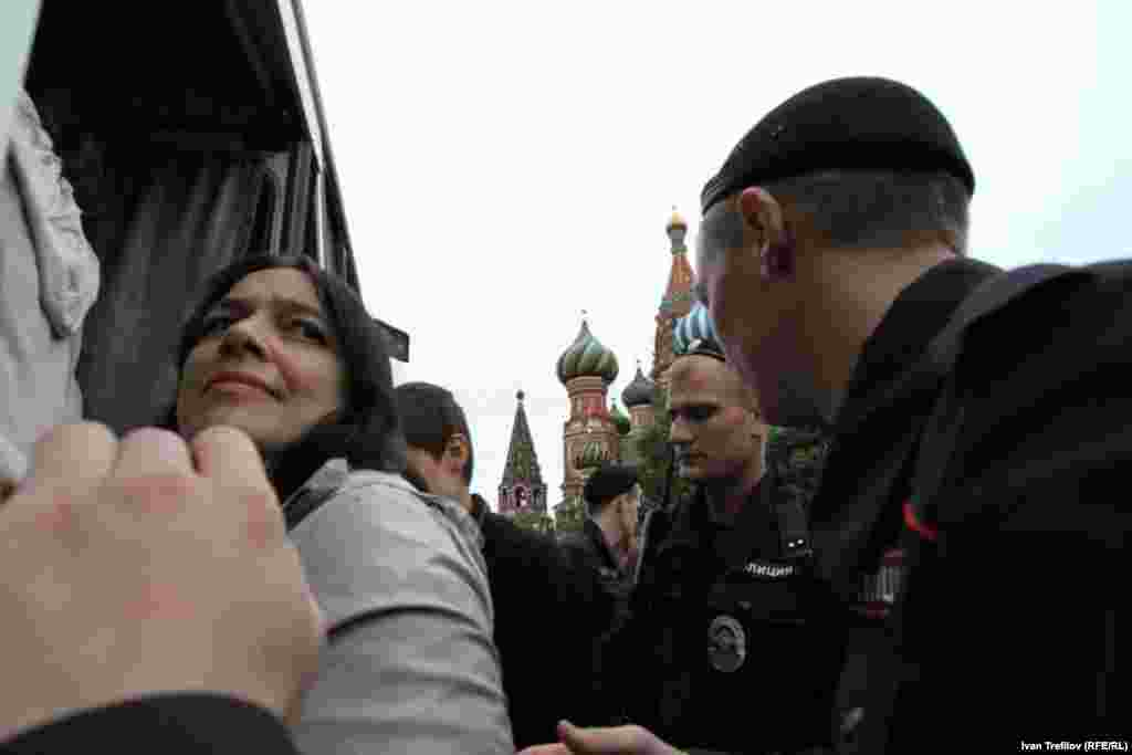 Москва, Красна площа. 25 серпня 2013 року