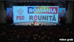 Congresul PSD din10 martie 2018