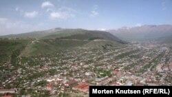 Սյունիքի մարզ, քաղաք Գորիս