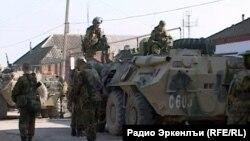 Операция по поиску боевиков в Дагестане