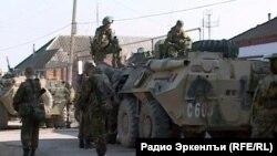 Полицейская операция в Дагестане, иллюстративное фото