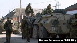 Спецоперация в Дагестане, архивное фото