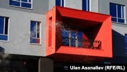Бишкектеги Борбор Азиядагы Америка университети.