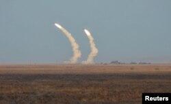 Ракетні випробування у Херсонській області, 1 грудня 2016 року