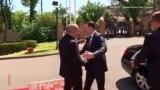 Премьер-министр Грузии в Ереване