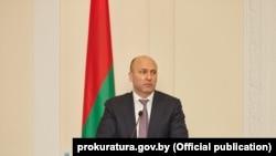 Втюрін займав різні посади в службі охорони Олександра Лукашенка з 1995 року