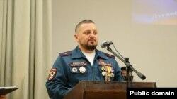 Игорь Корнет, так называемый «министр внутренних дел» группировки «ЛНР»