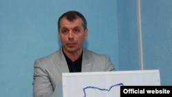 Новий лідер кримських «регіоналів» Володимир Константинов