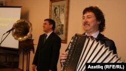 Идрис Газиев Тукай чоры җырларын тыңлатты